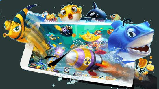 JOKER GAMING เว็บไซต์ยอดนิยม เล่นเกมยิงปลาออนไลน์